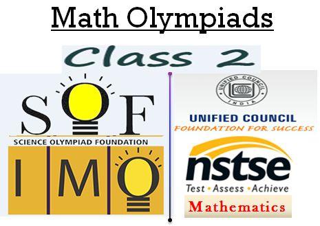 Math Olympiads Class 2